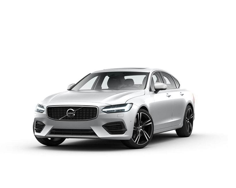 Der Volvo S90 Twin Engine Plug In bei der Garage Engeler und Engeler Automobile im Thurgau