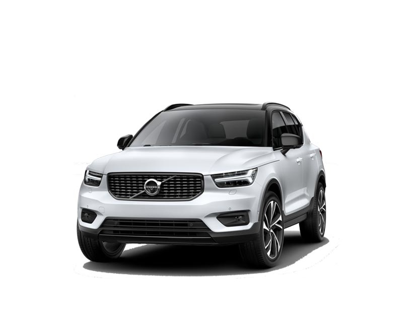 Der Volvo XC40 Twin Engine Plug In bei der Garage Engeler und Engeler Automobile im Thurgau