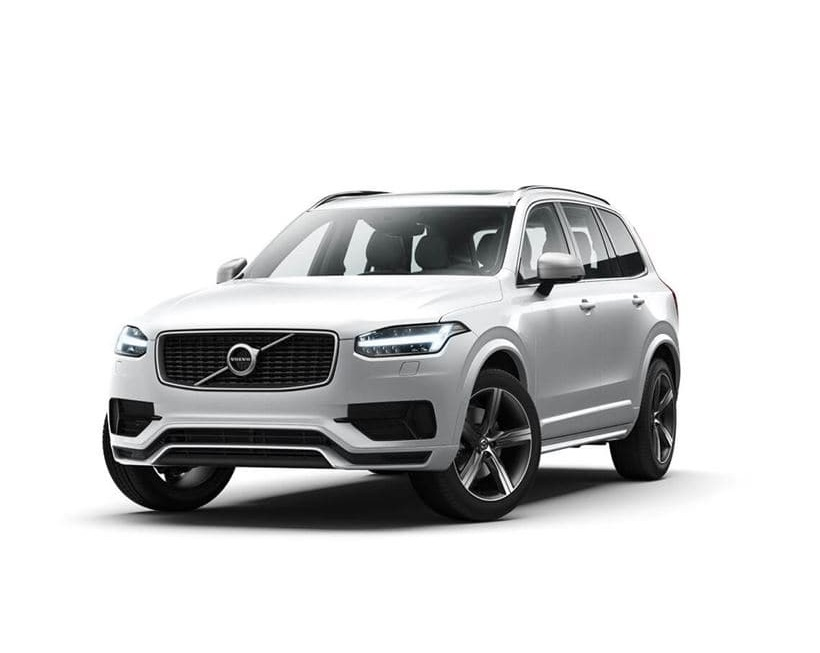 Der Volvo XC90 Twin Engine Plug In bei der Garage Engeler und Engeler Automobile im Thurgau