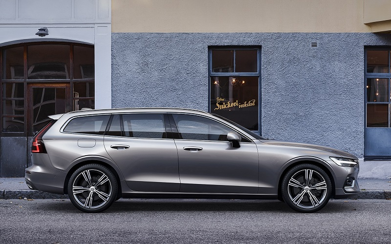 Volvo V60 Recharge for Business Work for Life